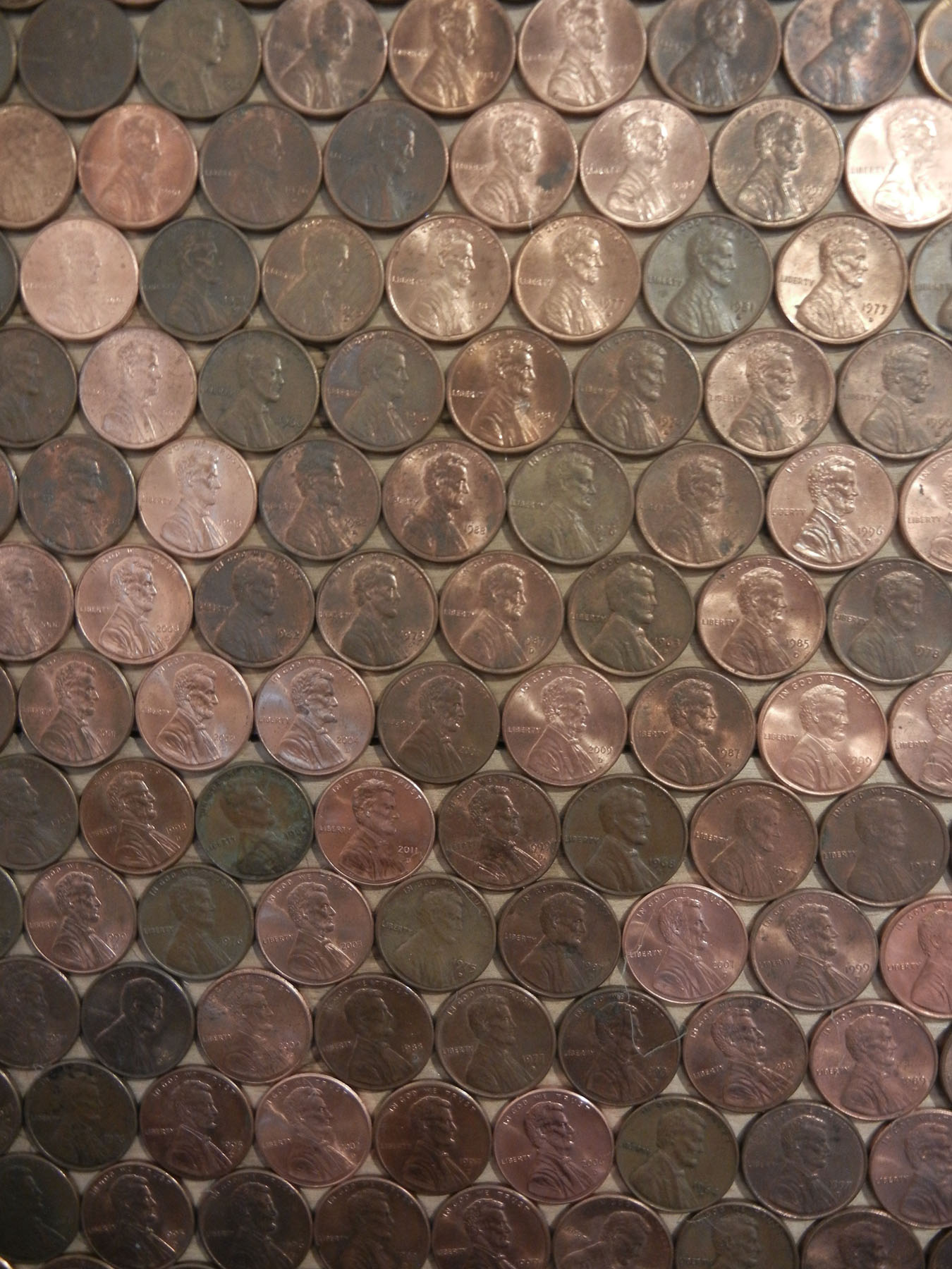 Penny Wall Check Hip Soiree